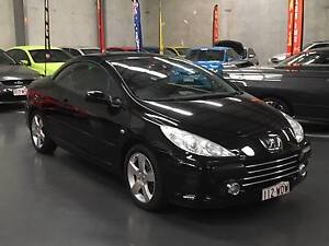 Peugeot 307CC  MY 09 Convertible FAST FINANCE OR RENT TO OWN Arundel Gold Coast City Preview