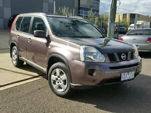 2010 NISSAN XTRAIL AUTOMATIC REG AND  RWC Sunshine West Brimbank Area Preview