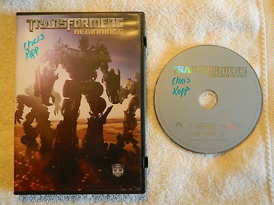 Transformers Beginnings - Used - Tested
