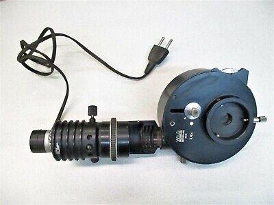 Wild Heerbrugg 14x Microscope Epi Illuminator Illumination Device