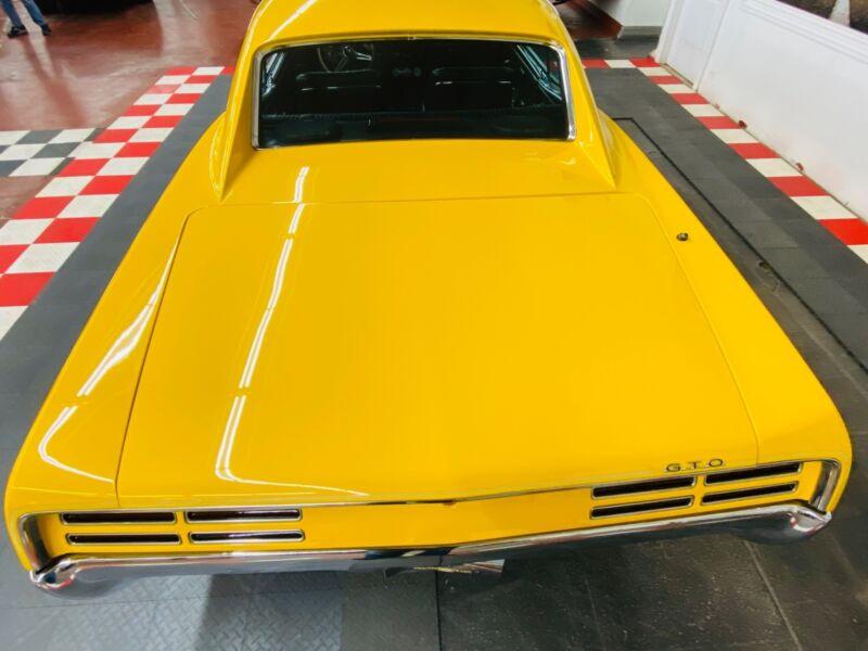 Image 16 Voiture Américaine de collection Pontiac GTO 1967
