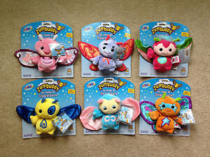 WEBKINZ Zumbuddy Lot of 6 First Edition with sealed codes * NEW IN BOXES *