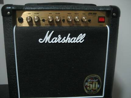 Marshall 50th anniversary DSL1