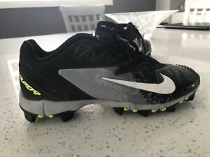 Nike Vapor Baseball cleats Youth Size 5