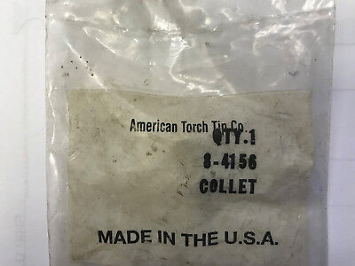 Thermal Dynamics Arc 8-4156 Collet Plasma Pch-4b .152 By American Torch Tip