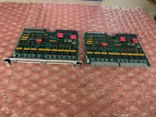 2 x HP Keysight Agilent E1339A VXI 7500 Series B LOT of 2 Boards