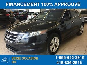 Honda Accord Crosstour Ex-L **awd** Cuir 2010