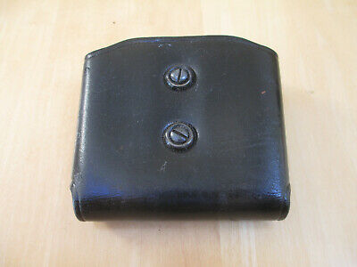 Galco HCL Mag Case For System Black .45//10mm Single Stack Mags HCL26B