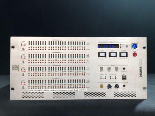 KLARK TEKNIK DN9696 – 96 Track, 96kHz DIGITAL AUDIO RECORDER - FREE SHIPPING