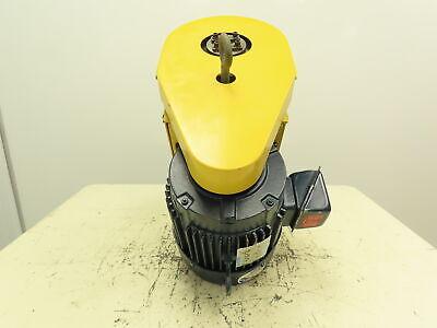 1.5 Hp Process Tank Mixer Barrel Mixer Agitator 230460v 3ph