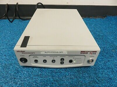 Stryker 988 3-chip Digital Camera System