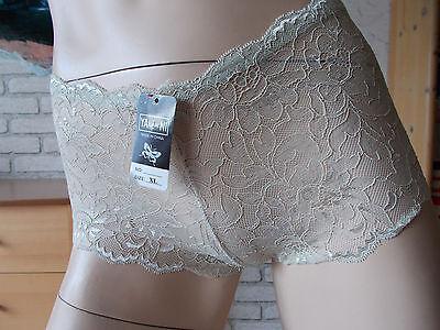 Blume Höschen (Damenunterwäsche, Slips , Höschen , Panty , Größe: XL , 36/38 , Blume)