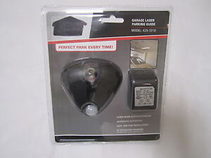 Garage Laser Parking Guide System Perfect Parking Every Time AC/Battery Powered