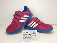 SCARPE N 34 Uk 2 ADIDAS PERFORMANCE STA FLUID 3 CF K SNEAKERS BASSE Art B23936