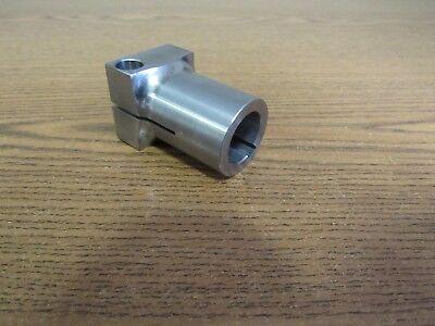 John Deere M 420 440 Tractor Steering Tube Shaft Repair End Am1830t 9366