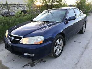 2002 Acura 3.2 TL / Certified / Original