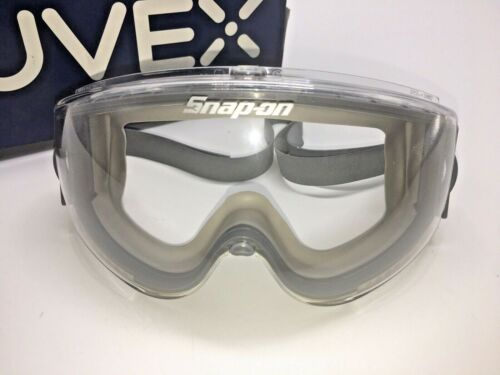 Safety Goggle Clear Lens AntiFog/AntiScratch Coating