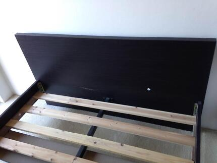 1 x double bed frame $100 good condition Bondi Beach Eastern Suburbs Preview