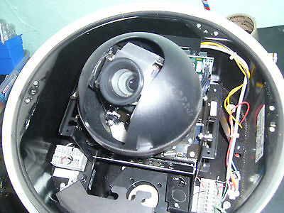 Philipsbosch Model Ltc 080920 Camera With Ltc 747120 Clear Dome