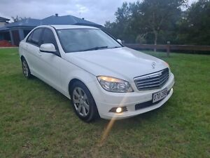 2008 MERCEDES BENZ C220 SEDAN  Upper Coomera Gold Coast North Preview