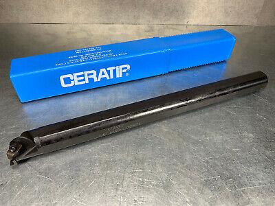 Kyocera A16t-kkcr-2 Indexable Boring Bar Internal Threading 1 X 12 Ceratip