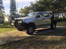 Hilux sr 4x4 Anna Bay Port Stephens Area Preview