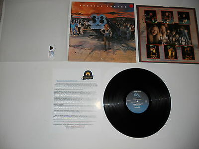 38 Special Special Forces 1982 EXC 1st Analog Press EXC ULTRASONIC CLEAN