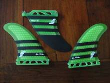 Futures fins Colin mcPhillips 2+1 brand new Fannie Bay Darwin City Preview