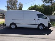 2013 TOYOTA Hiace Super LWB High Roof  with RWC   Carrum Downs Frankston Area Preview
