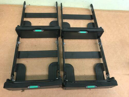 """LOT OF 4 HP 3.5"""" Hard Drive Tray Caddy Sled for Z620 Z640 Z820 Z840 663074-001"""