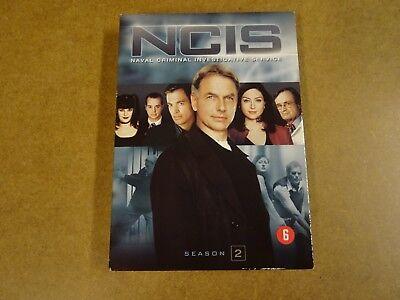 6-DISC DVD BOX / NCIS - NAVAL CRIMINAL INVESTIGATIVE SERVICE - SEASON 2