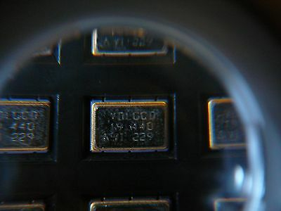 Vectron Vcxo Crystal Oscillator 1-ch 19.440mhz Llcc 6-pin 070c New 2pkg