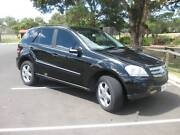 2005 Mercedes Benz ML320 Luxury 4X4 O'Halloran Hill Marion Area Preview