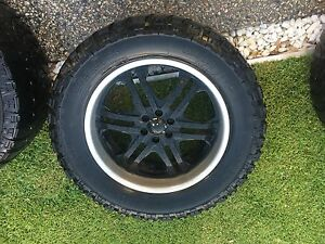 20 inch Rims and tires Wanneroo Wanneroo Area Preview