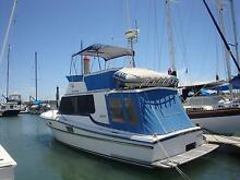 Clem Masters Aquarius 36ft flybridge cabin cruiser Gladstone Gladstone City Preview