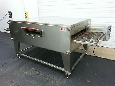 2015 Xlt Model 3270 Single Stack Gas Pizza Oven 32 Belt Widthlittle Caesars
