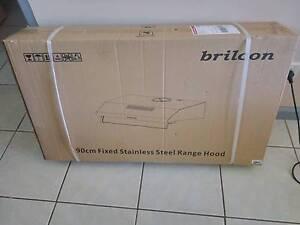 BRILCON STAINLESS STEEL RANGEHOOD 90cm Nightcliff Darwin City Preview