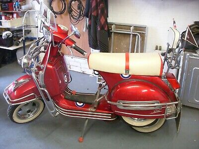 Vespa/LML 125cc Manual 4t