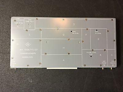 Rohde Schwarz A9 Board 1038.7196.02 Summing - Loops Summierschleife Smiq