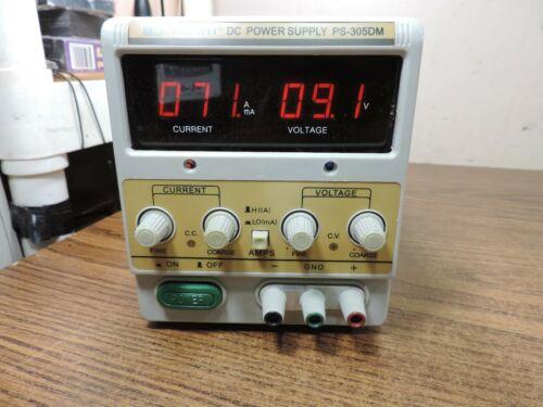 LW Long WEI Power Supply Ps-305D