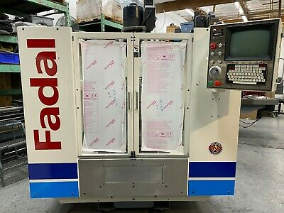 Fadal Vmc 15 Cnc Vertical Machining Center- Fully Rebuilt