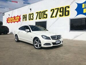 2011 MERCEDES C250 Maidstone Maribyrnong Area Preview