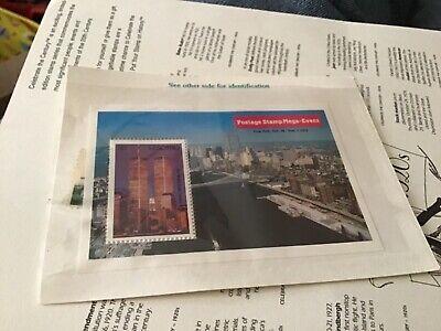 Vintage World Trade Center.  Mega stamp event 1992