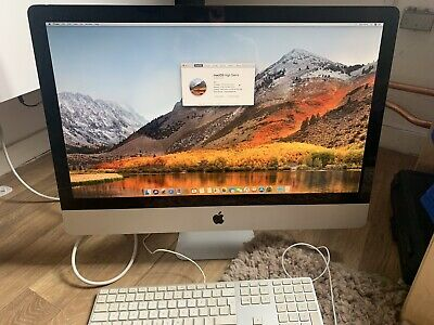 "Apple iMac12.2 - 27-Inch ""Core i7"" 3.4 GHz (Mid-2011) 12gb 1tb Hd"