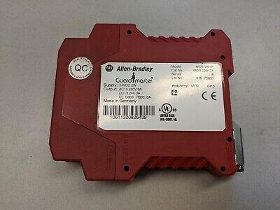 Allen Bradley Msr125hp Ser. A Guardmaster Safety Relay 440r-d23171
