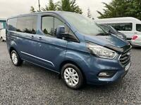 Ford transit 2.0 EcoBlue 185ps Low Roof D/Cab Limited Van Auto