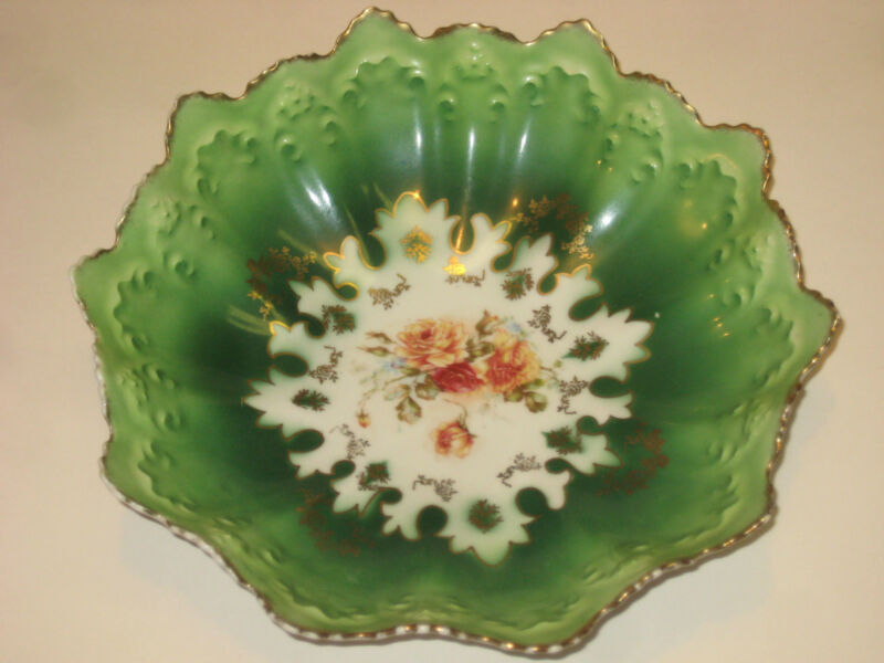 Antique Porcelain Dish, from  Austria Germany