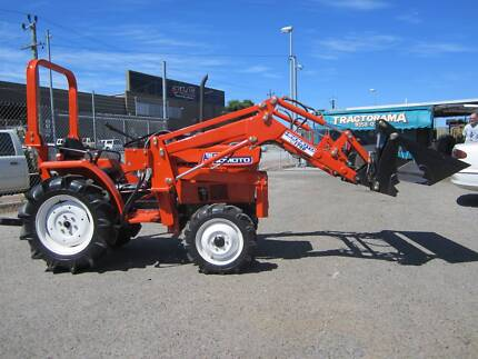 ****** HINOMOTO SMALL PROPERTY TRACTOR PACKAGE *****