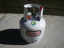 FULL 2KG MANCHESTER TANK PORTABLE LPG CYLINDER BBQ GAS BOTTLE FUE Malvern East Stonnington Area Preview