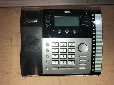 Rca 25424re1 4 Line Telefield Business Phone Wo Handset